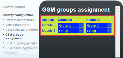 gsm_group_assignment