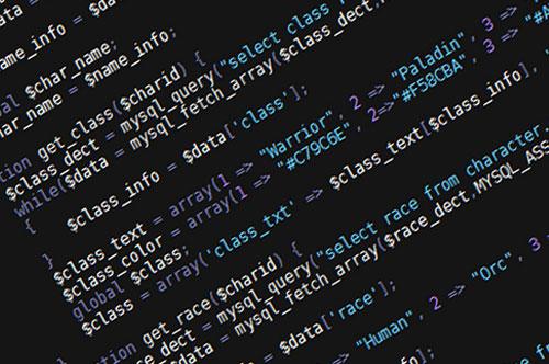 Configurare mySQL